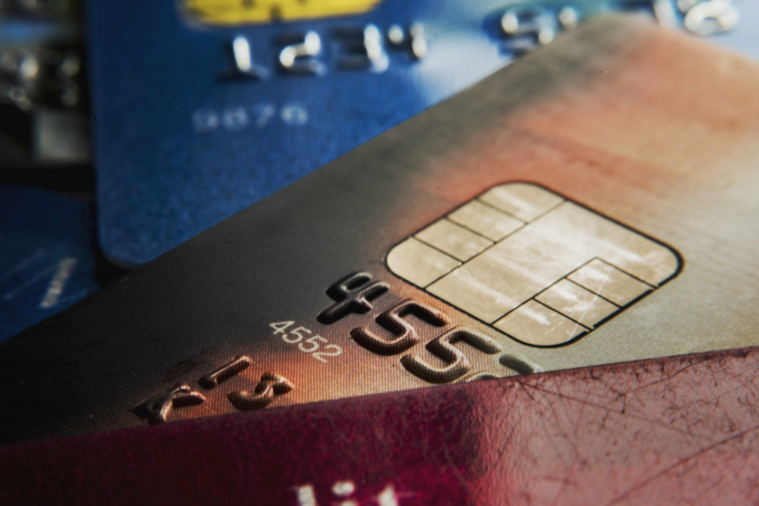 EVM technology with credit card merchant processing
