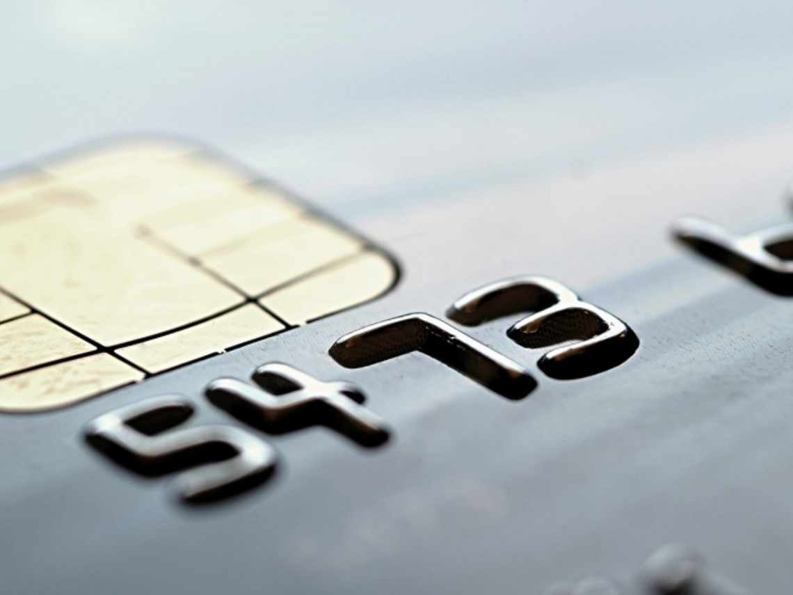 chip credit card for payment processing